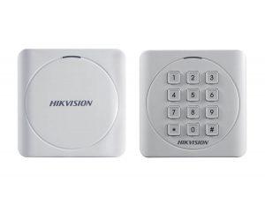 """DS-K1801 <span class=""""prod-name-desc"""">Value 1801 Card Reader (EM & MF & Keyboard)</span>"""