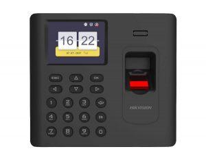 "DS-K1A802AF-B <span class=""prod-name-desc"">K1A802 Pro Series Fingerprint Time Attendance Terminal</span>"